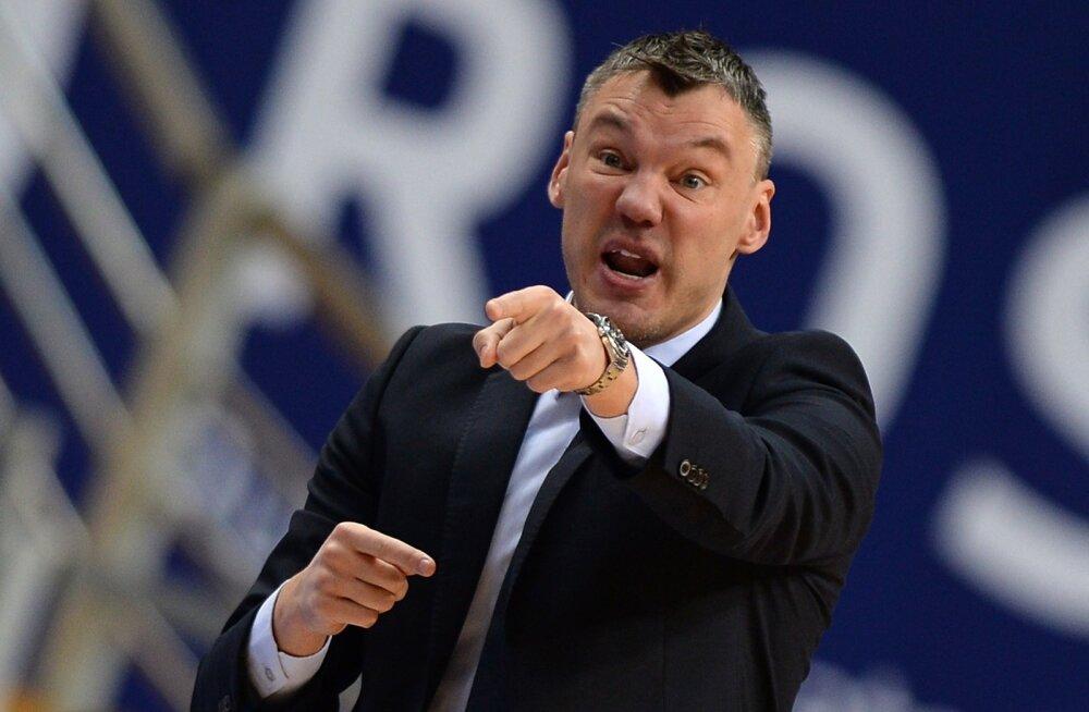 Kirglik Šarūnas Jasikevičius