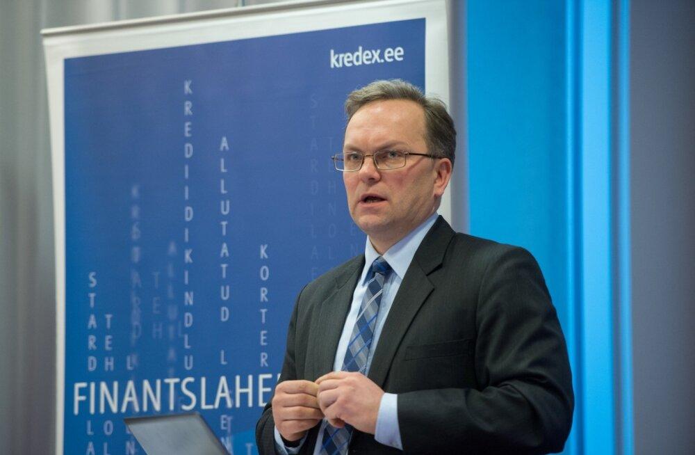 Kredex tõstab laenukäenduse summa 5 miljonile eurole