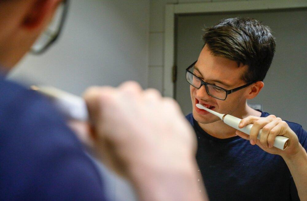 Hambapesu test 1
