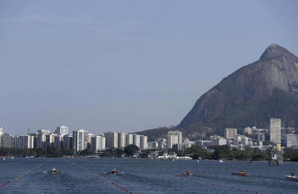 DELFI RIOS: Miks ETV ei näidanud sõudjate vaimustavat võitu otsepildis, vaid eelistas loodusfilmi?