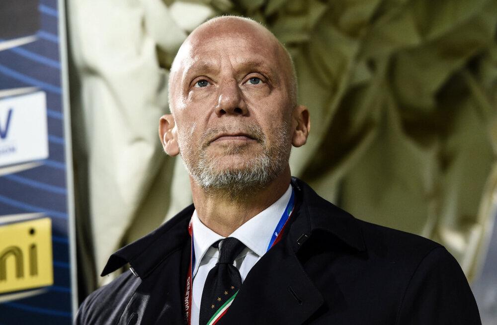 Itaalia endine jalgpallitäht sai teist korda vähist jagu