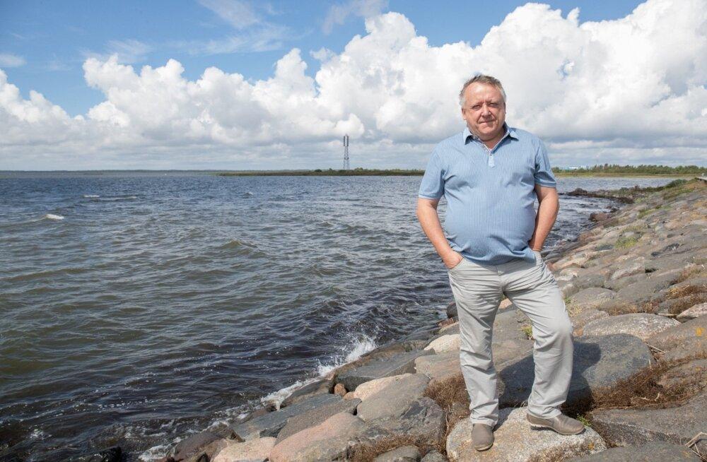 Vjatseslav Leedo Saaremaal