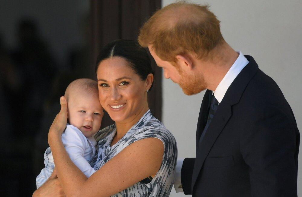 JÄRJEKORRAS SEITSMES Maikuus rõõmustati pisikese Archie Mountbatten-Windsori sünni üle.