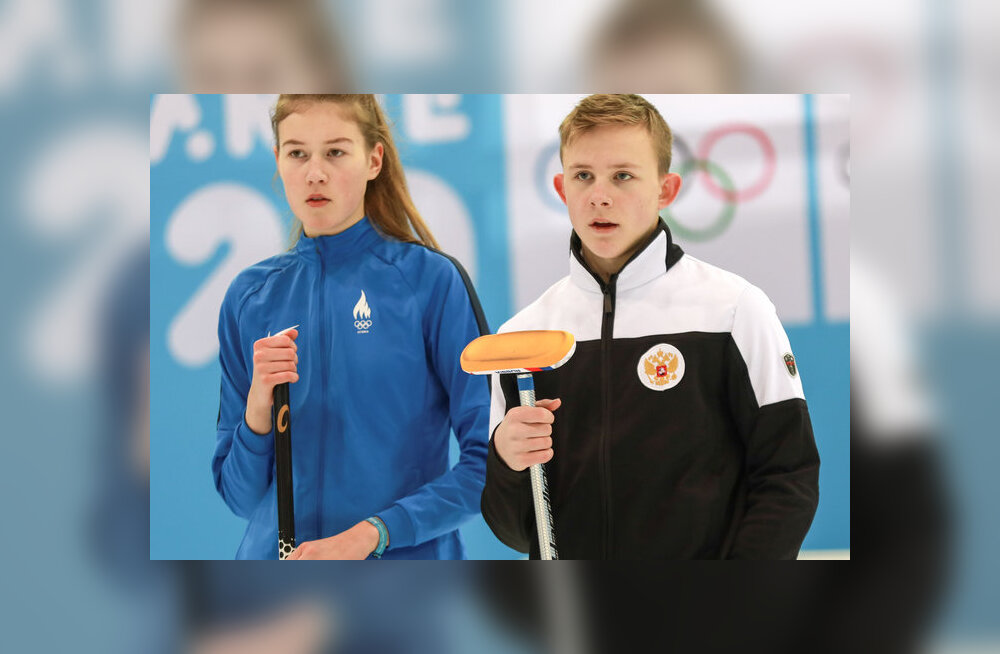 Katariina Klammer ja Mikhail Vlasenko