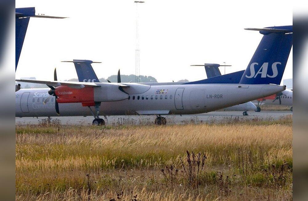 SAS sai Air Maintenance Estonia eest 74 miljonit Rootsi krooni