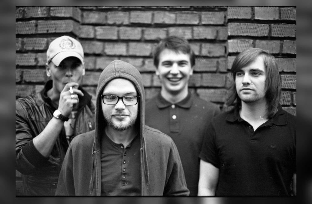Группа Mooncake в Von Krahl