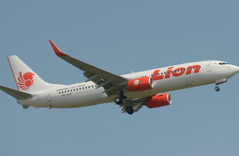 Lion Air.