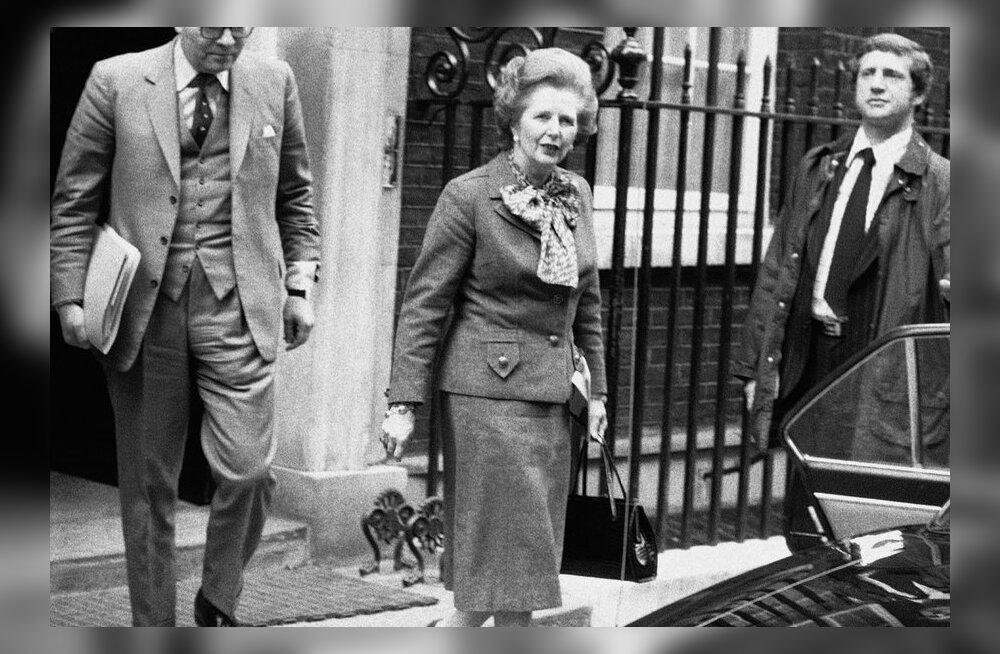 Avaldatud dokumendid: Falklandi hõivamine tabas Margaret Thatcherit üllatusena