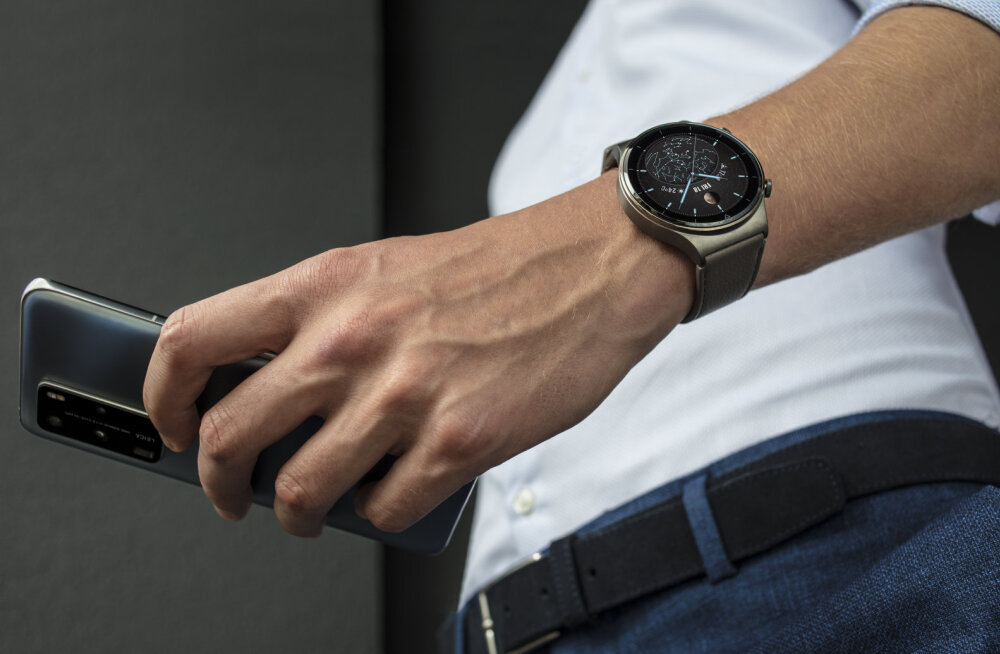 Huawei Watch GT 2 Pro uue põlvkonna nutikell ühendab tipptasemel tehnoloogia esmaklassilise disainiga
