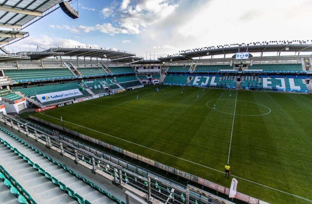 FC Flora - Tartu Tammeka