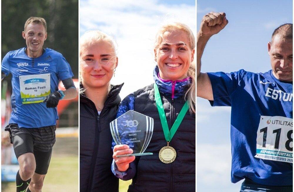 Roman Fosti ründab normi pühapäeval Valencias, vasaraheitjad Anna Maria Orel ja Kati Ojaloo võiksid ideaalis mõlemad Tokyosse pääseda, karjääri lõpetanud Gerd Kanter asub olümpiareitingus 31. kohal.