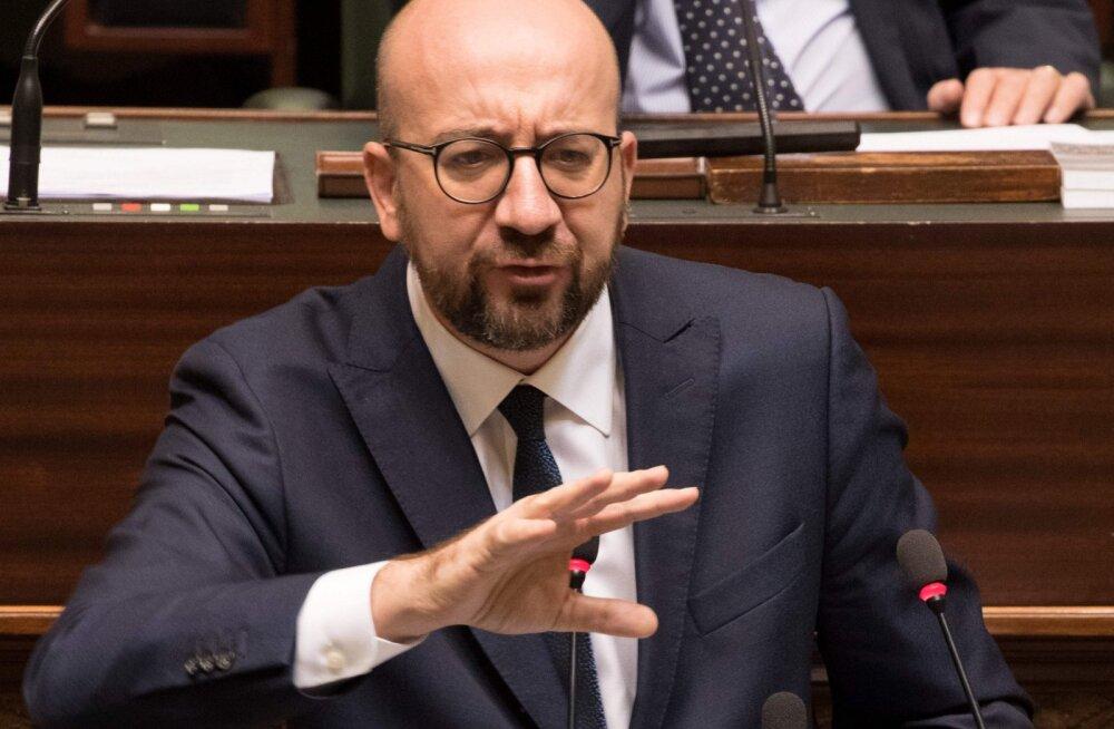 ÜRO ränderaamistik ajas Belgia valitsuse tülli, otsuse peab tegema parlament