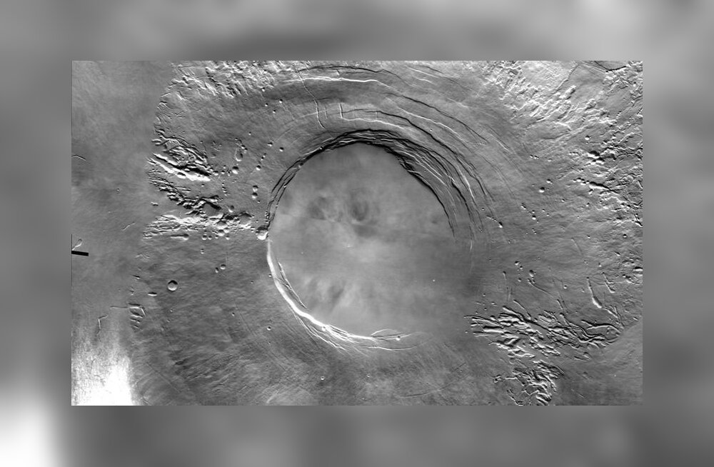 Päikesesüsteemi suurima vulkaani tiitel vahetab omanikku?