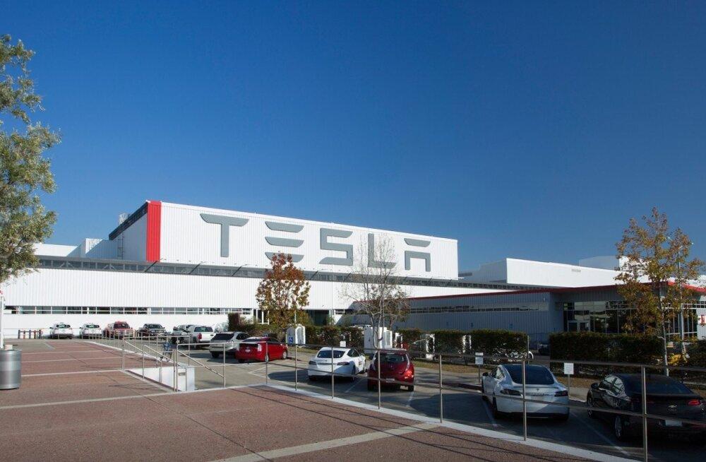 Põnevaid fakte Tesla gigatehase kohta
