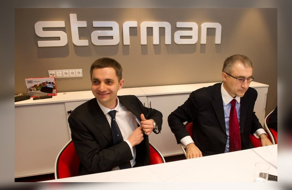 STARMANI pressikonverents