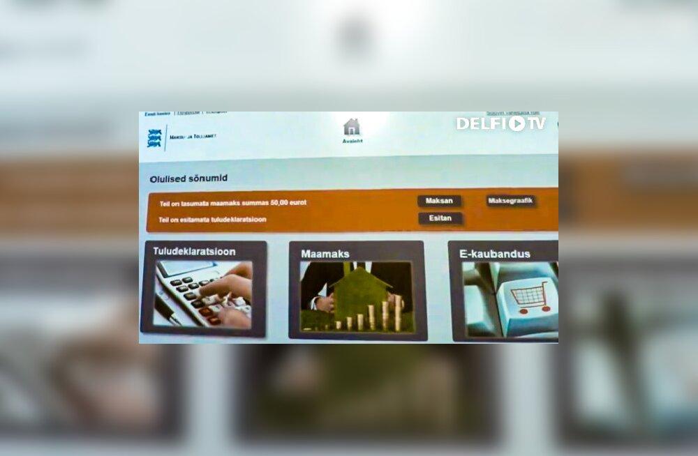 VIDEOD: uus e-maksuamet tehakse kasutajatele võimalikult lihtsaks