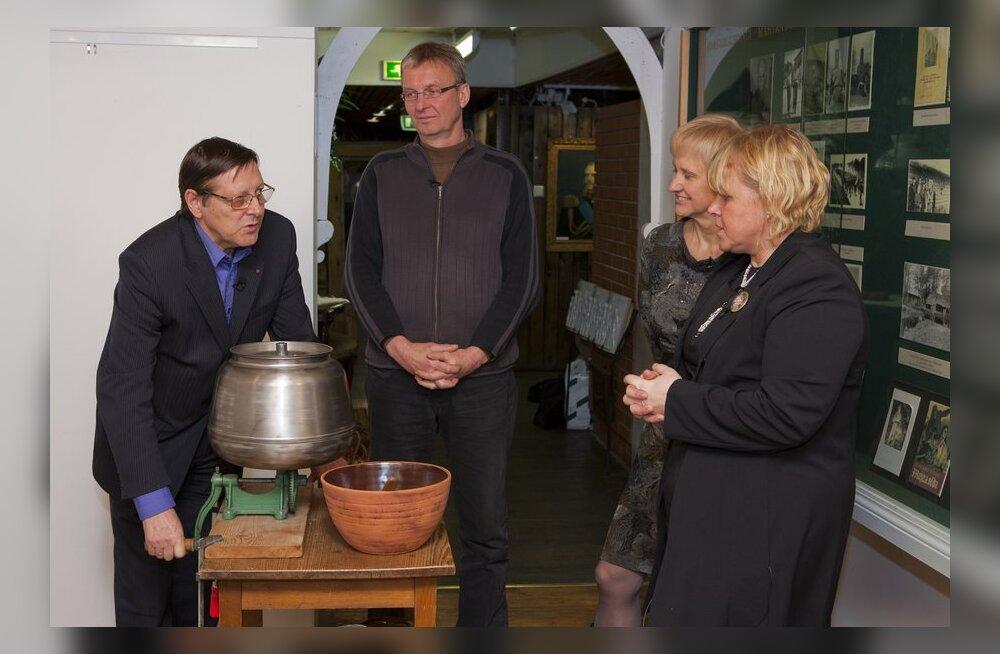 Poska Muuseumi juhataja Jüril on üllatus!