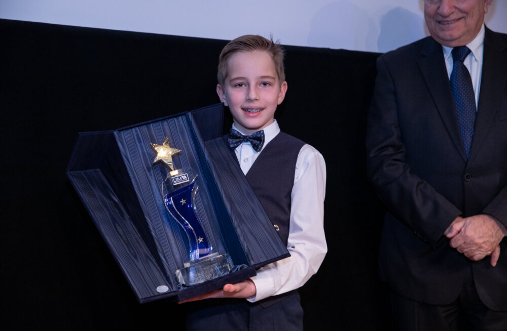 11-aastane Eesti sportlane kuulutati omal alal maailma parimaks