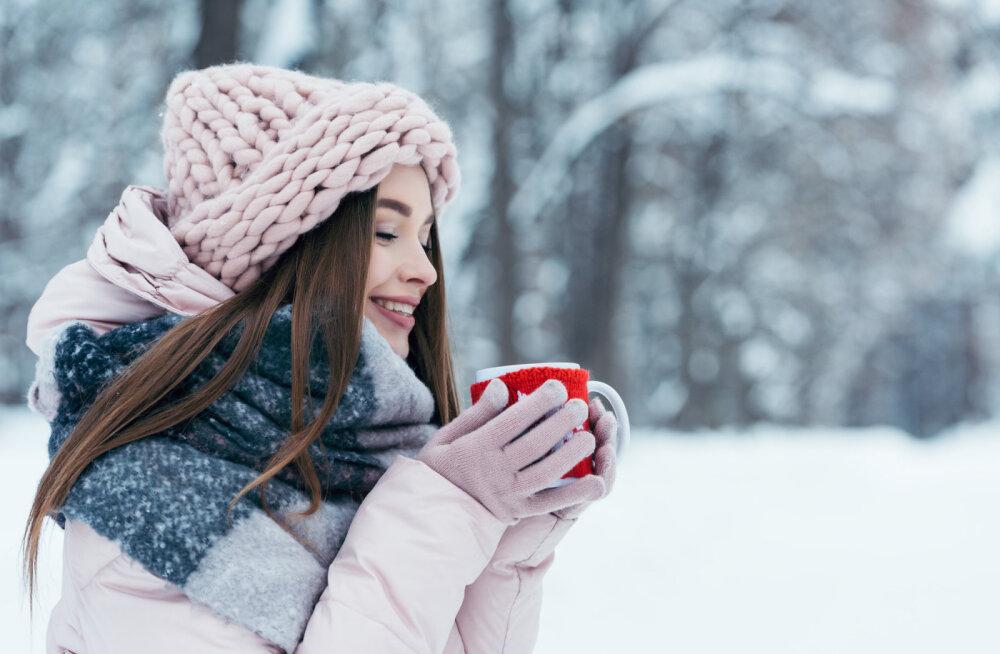 5 nippi naise tervise hoidmiseks talvisel ajal idamaade meditsiini järgi