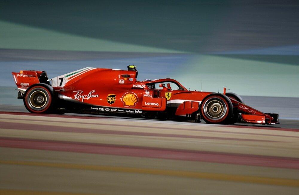 Ferrari Bahreinis.