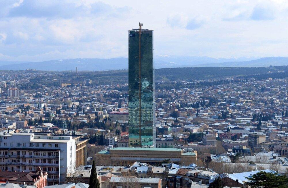 17 kevadist hetke Tbilisist