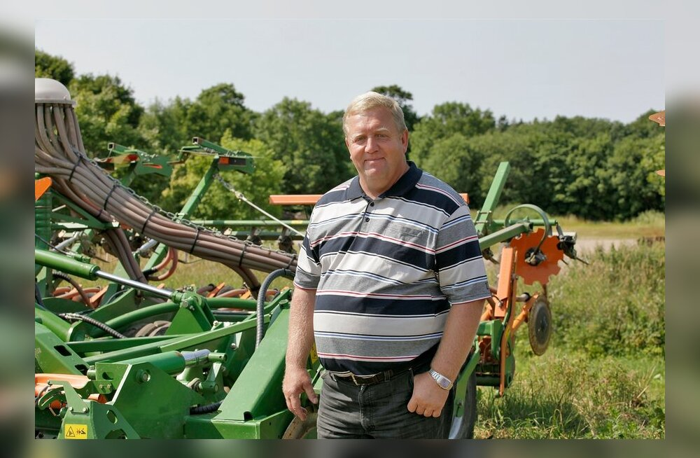Aasta Põllumees 2013 kandidaat Urmas Nurmsalu