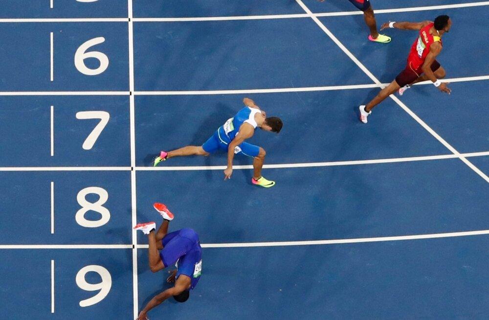 OLYMPICS-RIO-ATHLETICS-M-HURDLES110