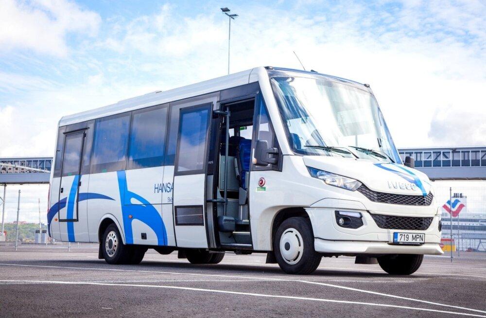 Pühajärve jooksule saab Tallinnast bussiga