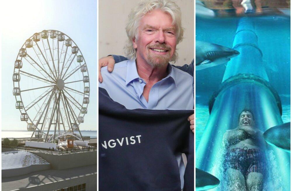 Kulukas õhtusöök kuulsusega, miljonid suhtekorraldusse, toetus haide piinamiseks - milliste äpardustega sai EAS viimasel aastal hakkama?