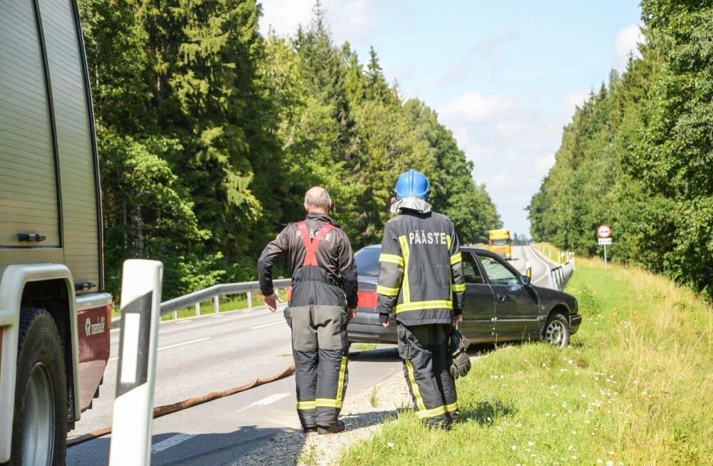 MEIE MAA | Purjuspäi liiklusõnnetuse põhjustanud mehele tingimisi vangistus