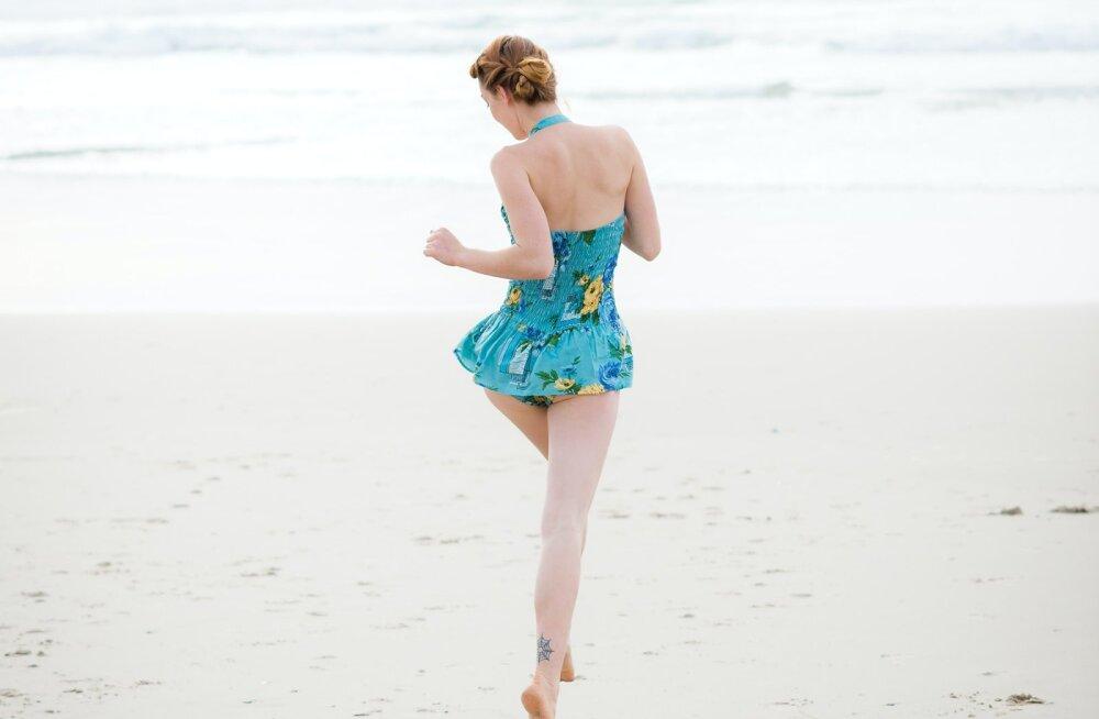 Otsid viisi, kuidas kiiresti rannavormi saada? See lapsepõlvest pärit trenn on selleks ideaalne