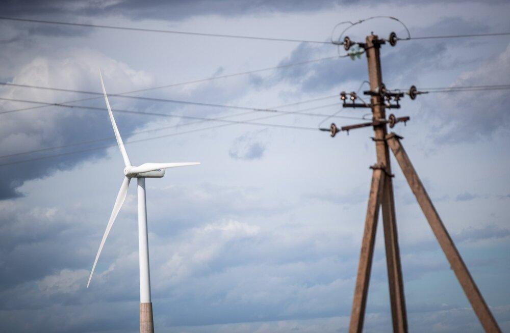 Tuuleenergia hooajaline loomus sunnib otsima stabilisatsiooni mehhanisme.