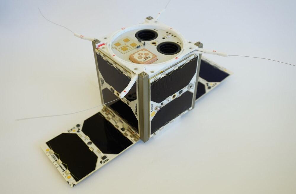 Tehnikaülikoolil õnnestus luua side aasta aega kadunud olnud satelliidiga Koit
