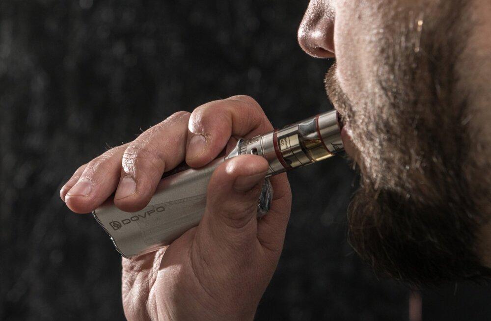 Ingmar Kurg: Eesti pani e-sigareti kasutajad Vene ruletti mängima