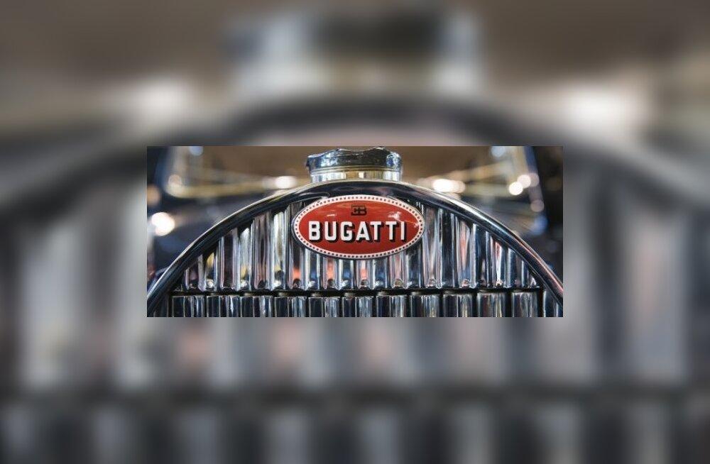 Bugattisid tuleb välja küll heinakuhjadest, küll soodest ja järvedest. Foto Goncalo Fuentes, Reuters