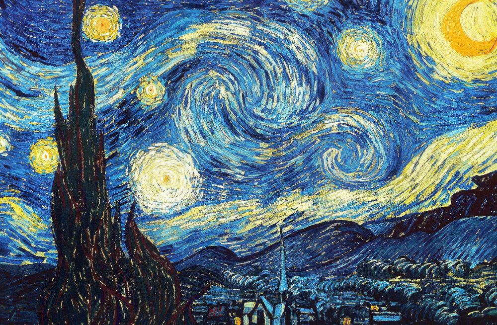 В Амстердаме сделали инсталляцию по мотивам знаменитой картины Ван Гога