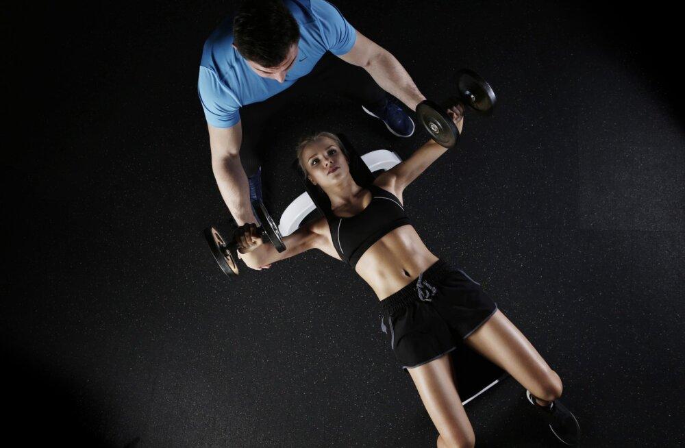 Miks on jõutreening kehale hea?