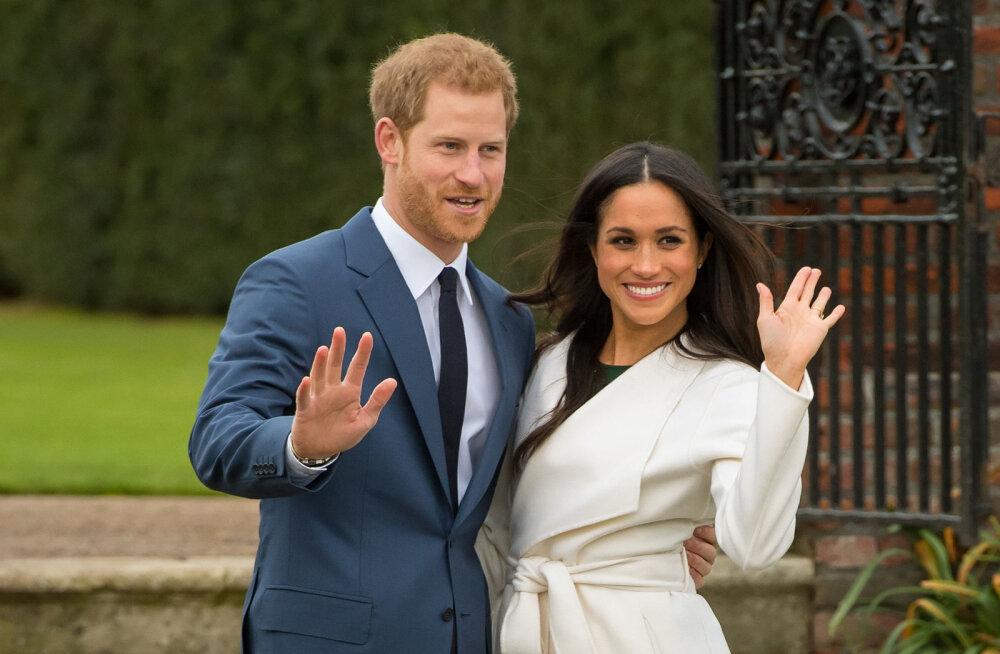 Meghan Markle ja prints Harry varjasid esimesel avalikul koosviibimisel suurt saladust: fännide sõnul jagas noorpaar suisa vihjeid