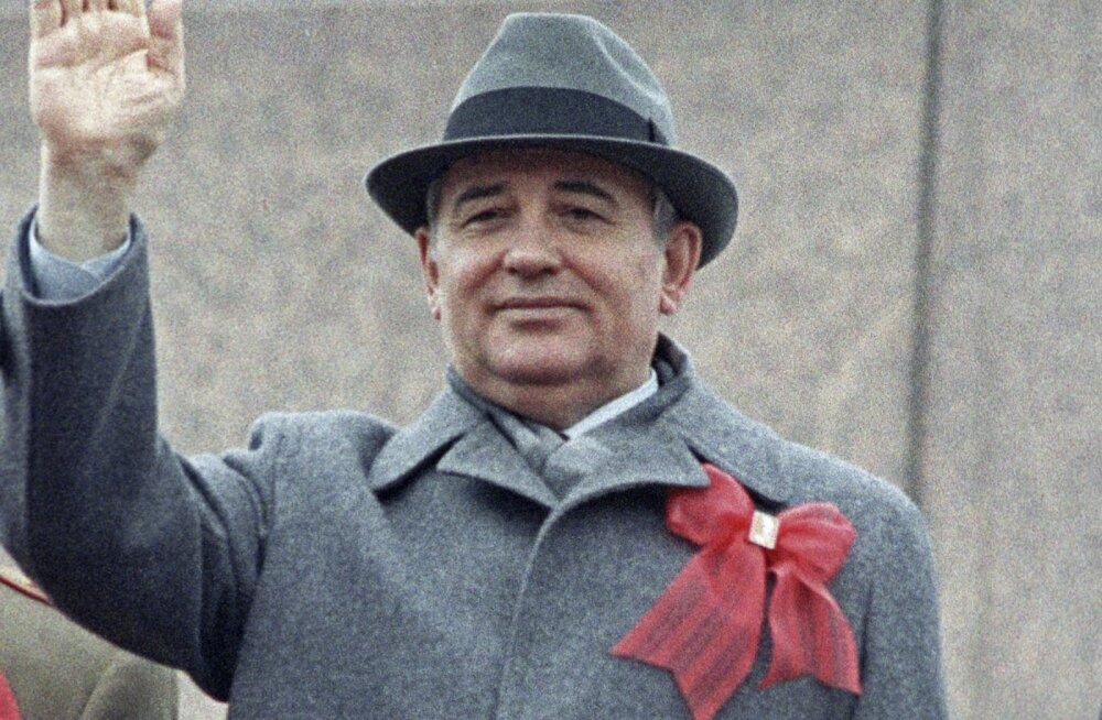 Gorbatšovi tulek: milline oli NLKP keskkomitee poliitbüroo Brežnevi aja lõpus?