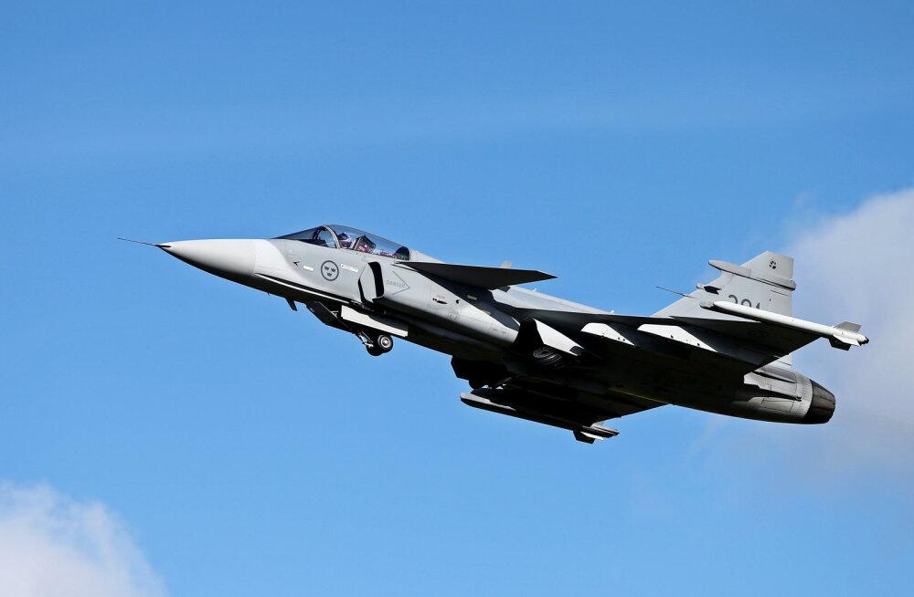 Taani ringhääling: USA nuhkis Taani oma luuret ärakasutades Taani ministeeriumide ja Rootsi lennukitootja Saab järel