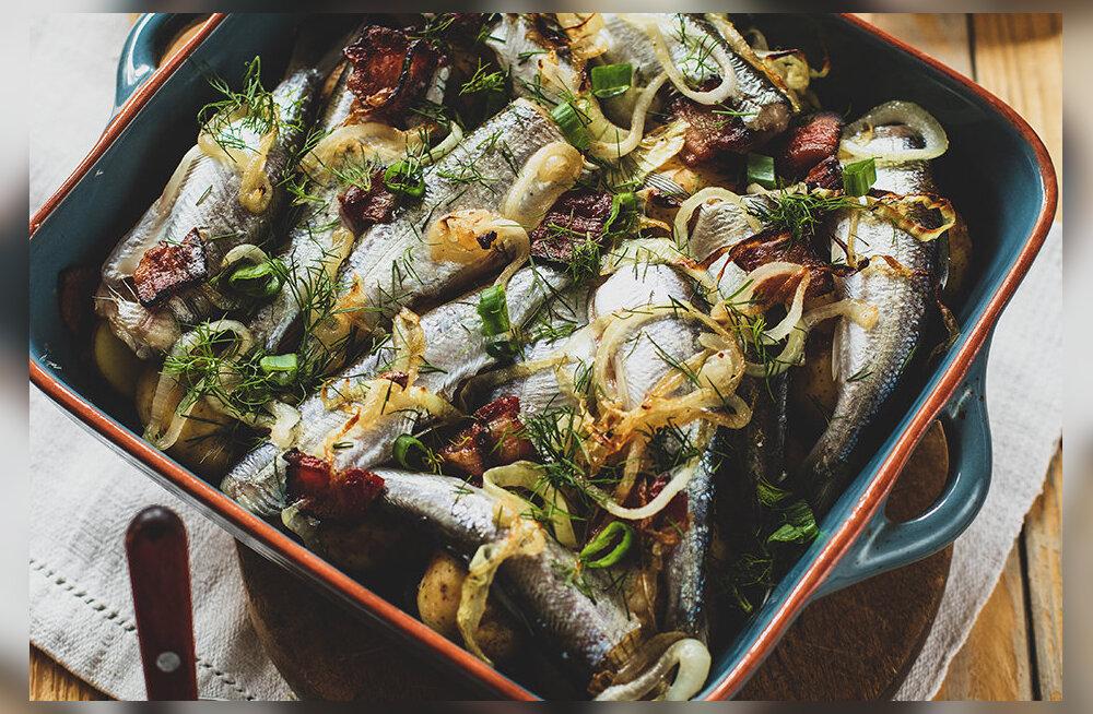 RETSEPT | Mõnus maitseelamus: pannirääbised