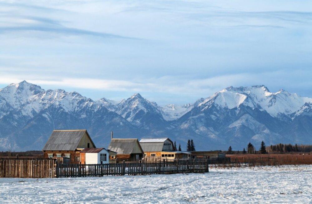 Küla Siberis
