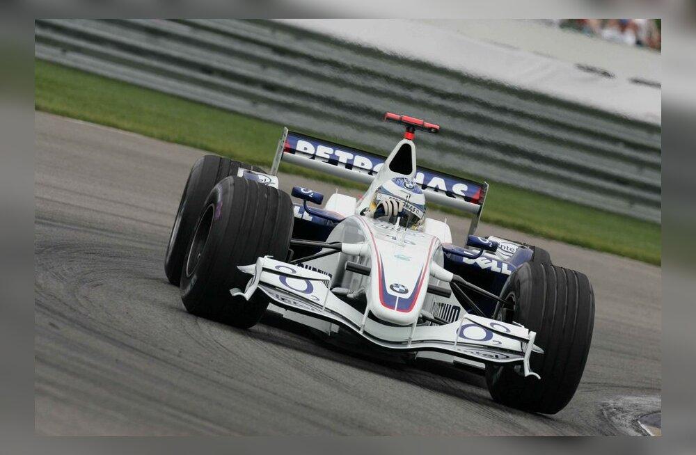 Ameerika Ühendriikide F1-radade ajaloost