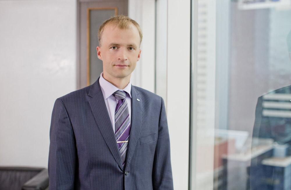 SEB rikkaimate klientide üksuse juht innustus oma väärtpaberiportfelli juhtimisest