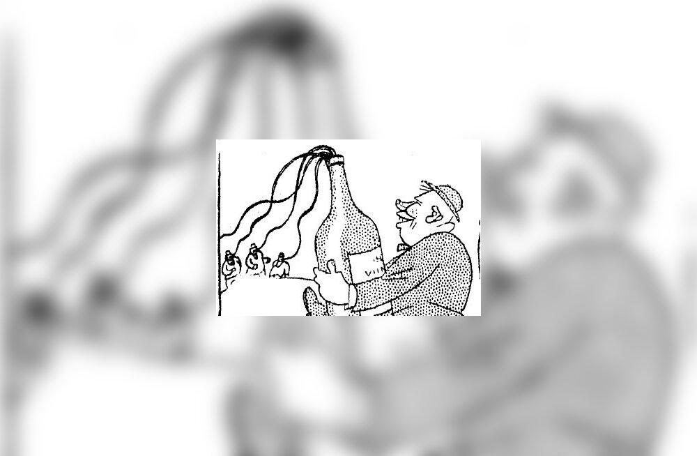 Gori karikatuur