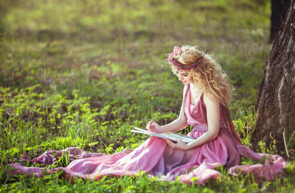 Sina oled ise oma isikliku muinasjutu looja, autor ja peategelane