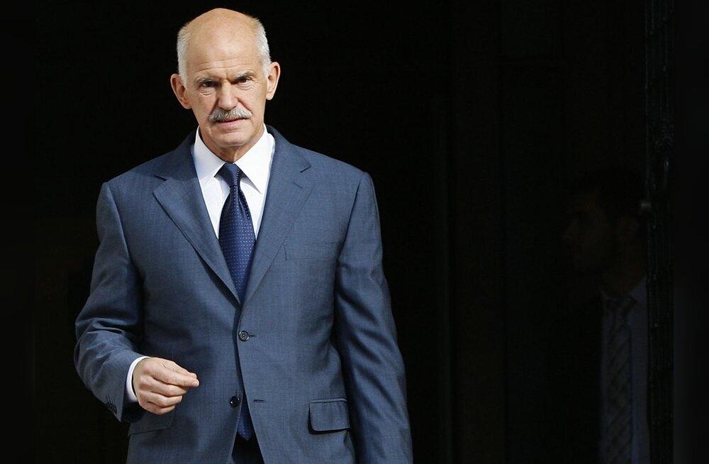 Kreeka ei täida eelarvepuudujäägi vähendamise eesmärke