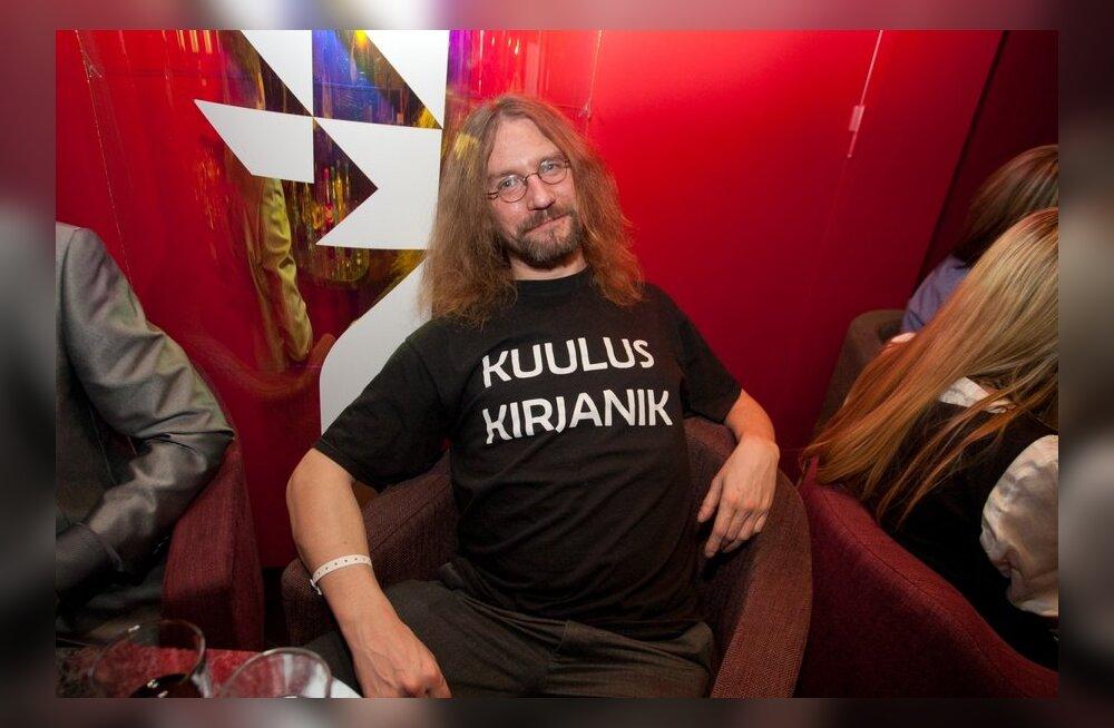 Эстонский поэт: кто-то еще слушает этих старых и уродливых мужиков