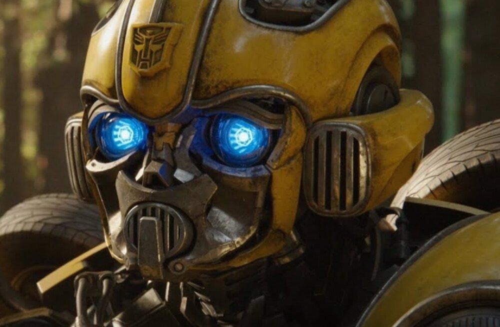 """""""Bumblebeed"""" nimetatakse juba praegu """"Transformerite"""" seeria parimaks filmiks"""