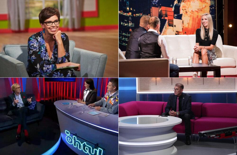 Katrin Pauts: põhiline žanr Eesti tele-eetris - istun diivanil ja pajatan. Kui kaua see veel kestab?